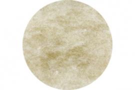 Wool fleece batting, for stuffing  500 gram