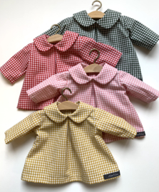 Cotton gingham  2,7 mm  Navy