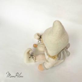 Lucie - a 16''/42 cm tall Handmade Waldorf Doll