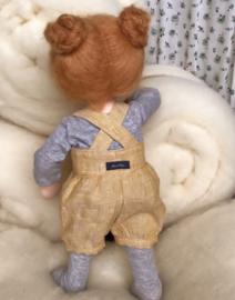 Josephine - a 16''/42 cm tall Handmade Waldorf Doll