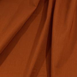 Organic Cotton Voile - Terracotta