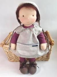 "Clothingset Nadine - for 16""/42 cm tall doll"