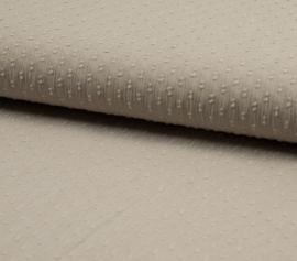 Cotton plumetis voile -  Sand
