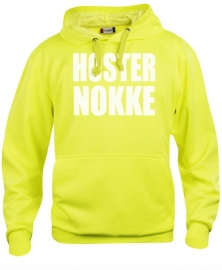 Hooded sweater uni - hosternokke