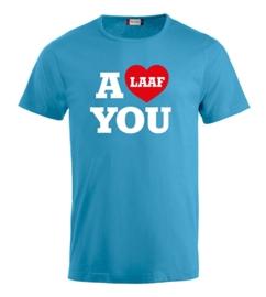 herenshirt - alaaf you
