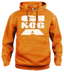 Hooded sweater uni - gi nog a