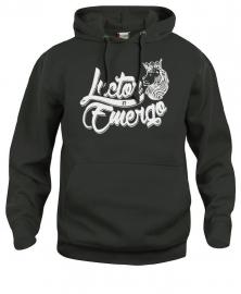Hooded sweater uni - luctor et emergo