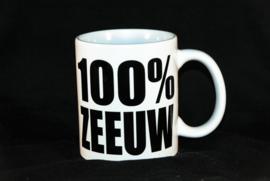 Leuntje mok - 100% zeeuw