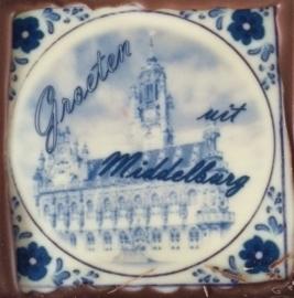 Chocolate Lovers - tegel middelburg