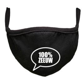 Mondkapje - 100% Zeeuw