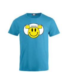 herenshirt - smiley