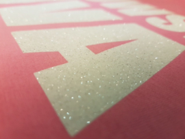 Damesshirt - super zeeuw glitter