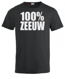 uni shirt kids - 100% zeeuw