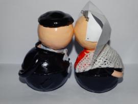 Brenda's boerenkoppeltje - bevelands koppeltje kussen