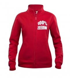 Vest dames - 100% zeeuw