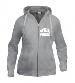 Hooded vest dames - veepraas