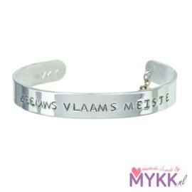 MYKK - armband - slagletter Zeeuws Vlaams meisje