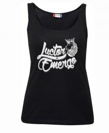 Tanktop dames - luctor et emergo