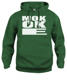hooded sweater kids - mok ok e