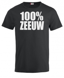 uni shirt - 100% zeeuw