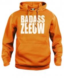 hooded sweater kids - badass zeeuw