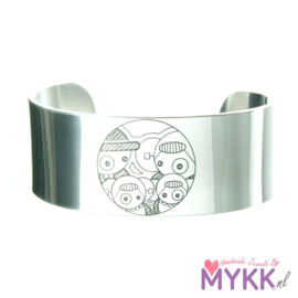 MYKK - Leuntje en Merien artband