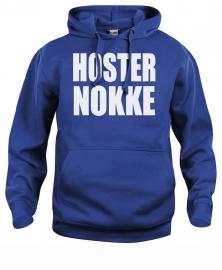 Hooded sweater uni - hosternokke