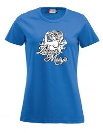 Damesshirt - leuntje zeeuws meisje