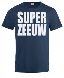 uni shirt kids - super zeeuw