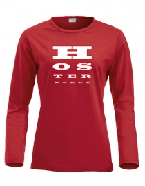 Dames longsleeve - hosternokke opticien