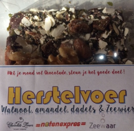 Chocolate Lovers - kustmarathon herstelvoer