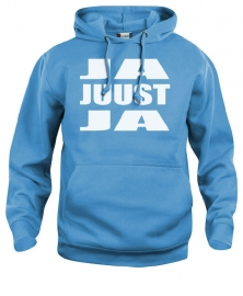 hooded sweater kids - ja juust ja