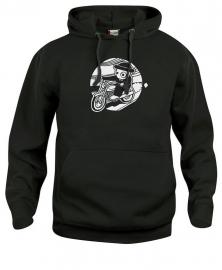 Hooded sweater uni - merien motor