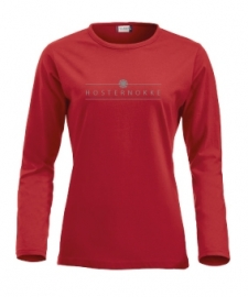 Dames longsleeve - hosternokke fashion