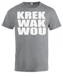 herenshirt - krekwakwou