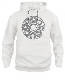 hooded sweater kids - zeeuwse knoop