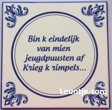 Sticker - Jeugdpuusten