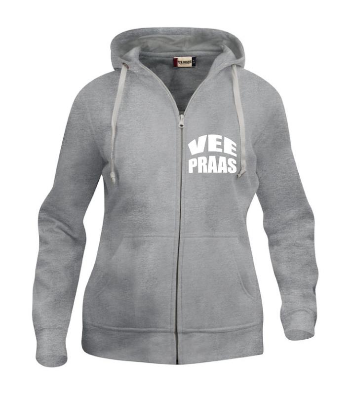 Hooded vest dames - veepraas