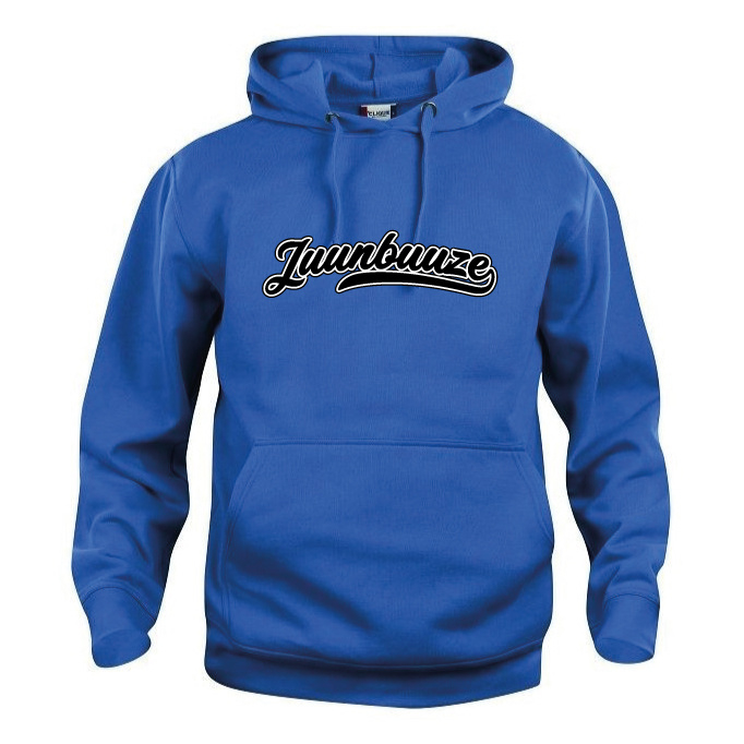 hooded sweater uni kids - Juunbuuze