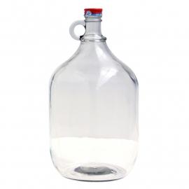 Oude Franse waterkruik - Wit