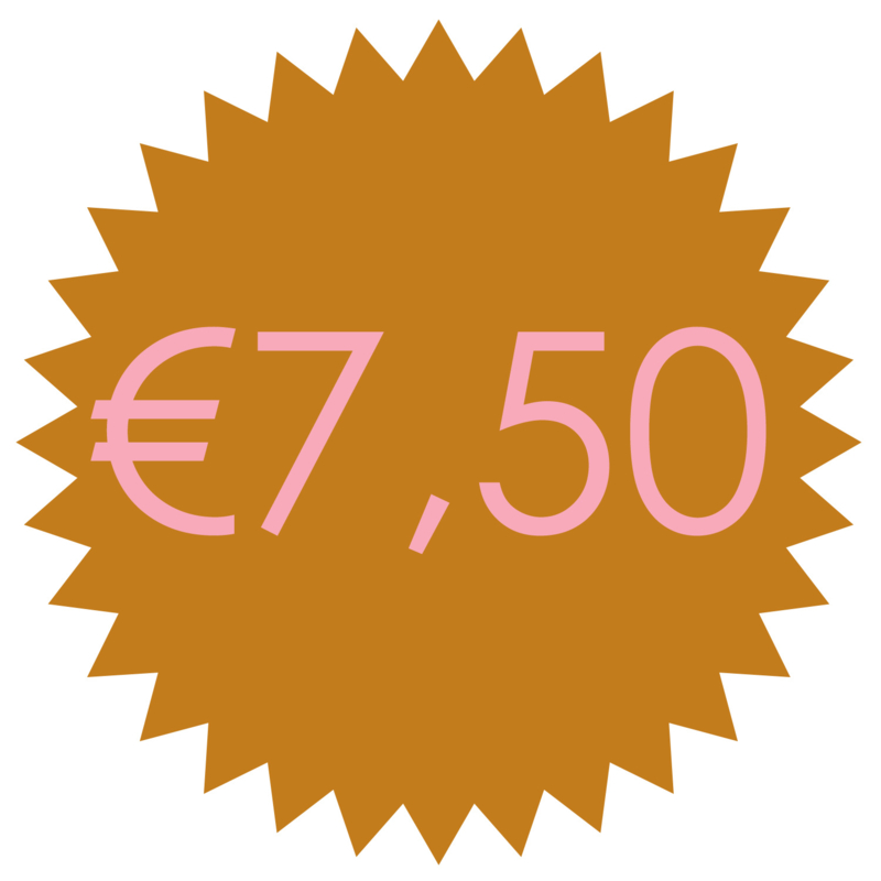 Giftcard €7,50