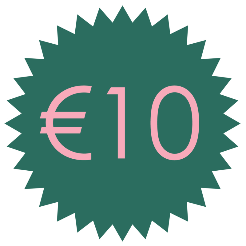 Giftcard €10,-
