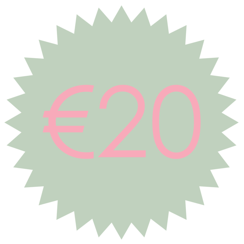 Giftcard €20,-