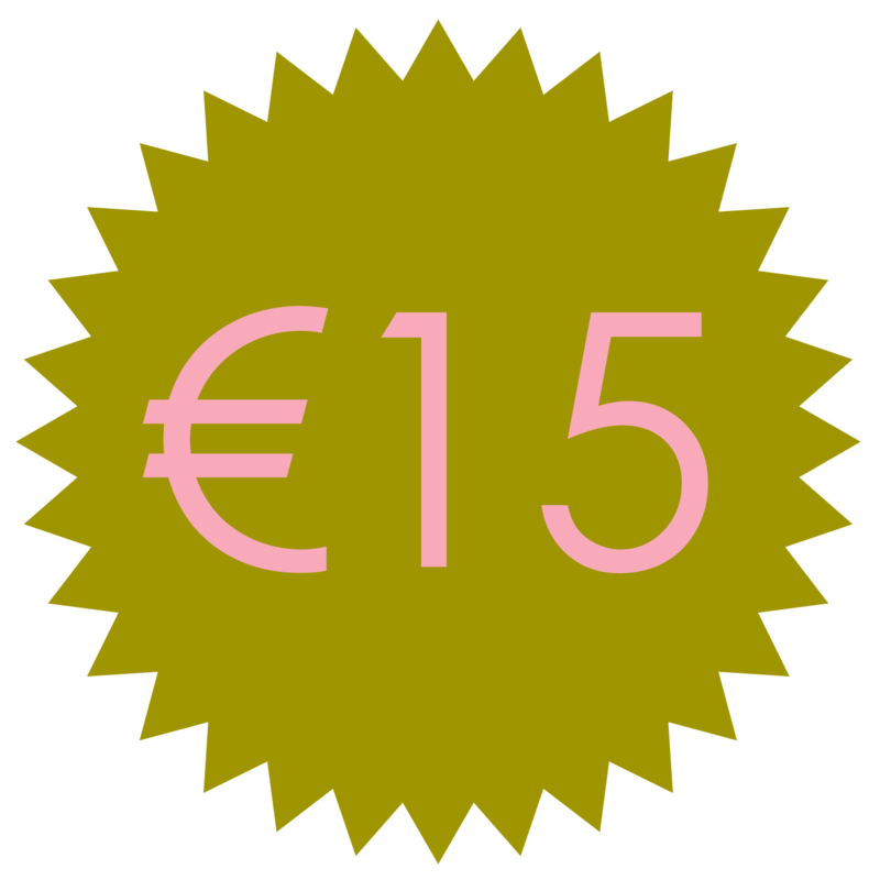 Giftcard €15,-