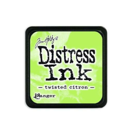 distress ink twisted citron