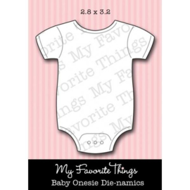 MFT baby onesie