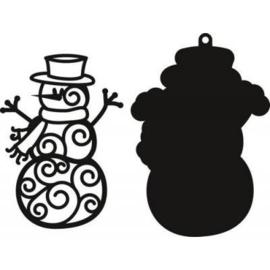 MD craftables sneeuwman