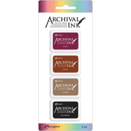 Wendy Vecchi mini archival ink pads kit 2