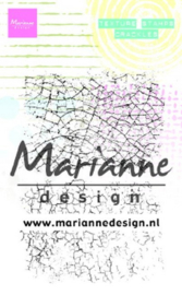 Marianne Design - Clearstamp - Texture Stamps - Crackles