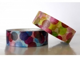 spots-darks-washi tape 120114
